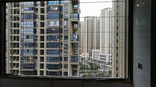 隐形防盜窗安裝 廈門中港豪華裝飾工程供應