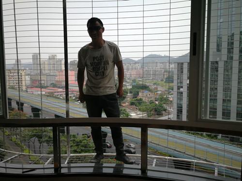 窗戶隱形防盜窗 廈門中港豪華裝飾工程供應