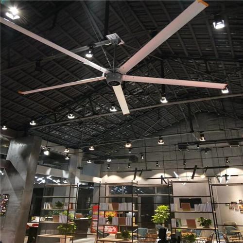 上海商业直流永磁大吊扇大直径吊扇省电降温 上海爱朴环保科技供应