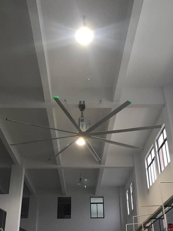 上海6.1米大型風扇省電降溫