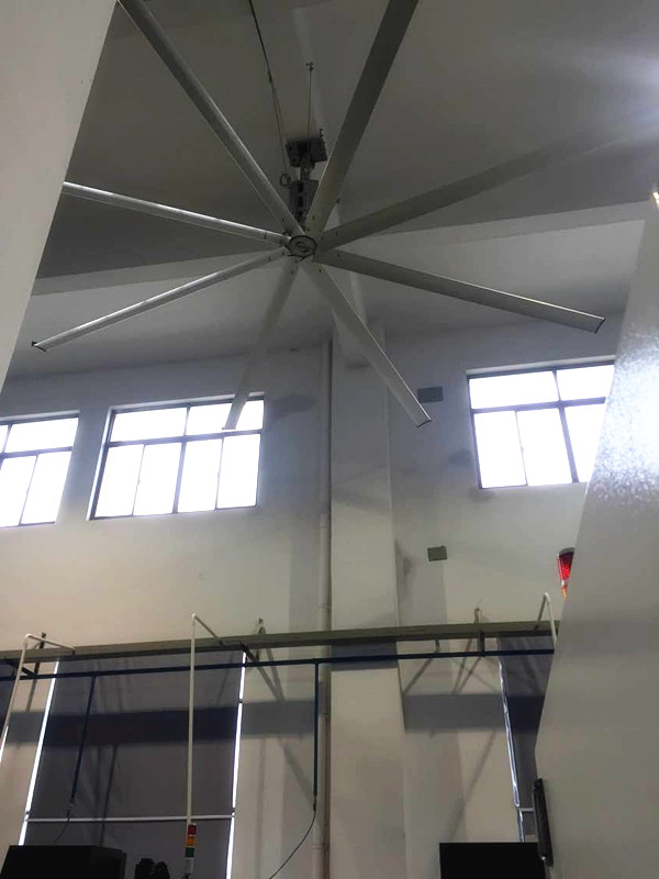 上海節能通風大型風扇廠房專用 上海愛樸環保科技供應