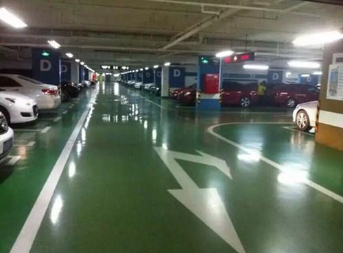 停車場地坪漆施工隊 廈門宏乾交通設施工程供應