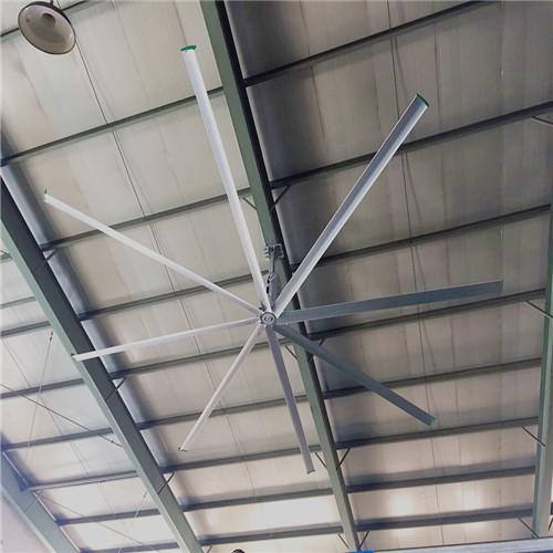 上海8米工业大吊扇节能环保 上海爱朴环保科技供应