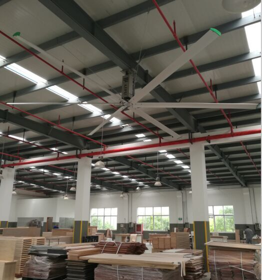 上海8米工业风扇哪家好 上海爱朴环保科技供应