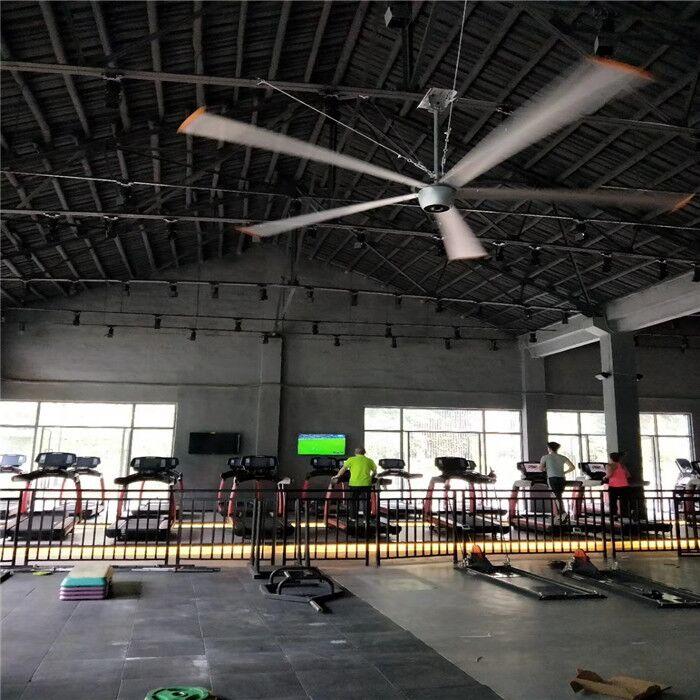 南京6.1米吊扇省电降温 上海爱朴环保科技供应「上海爱朴环保科技供应」