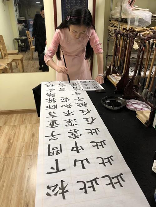 书法培训课程 厦门市凤婷萱文化传播供应