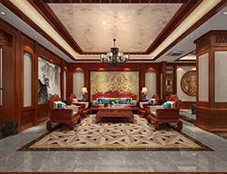 河南专业古典风格装修 河南传世金阁装饰工程有限公司