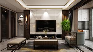 河南茶室原木整装 河南传世金阁装饰工程有限公司