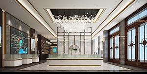 河南家庭中式裝修 河南傳世金閣裝飾工程有限公司
