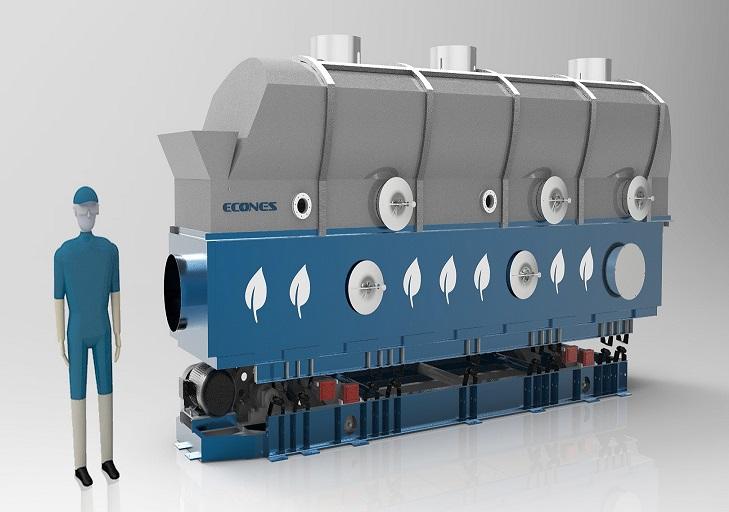 江西大型流化床装置 山东义科节能科技供应