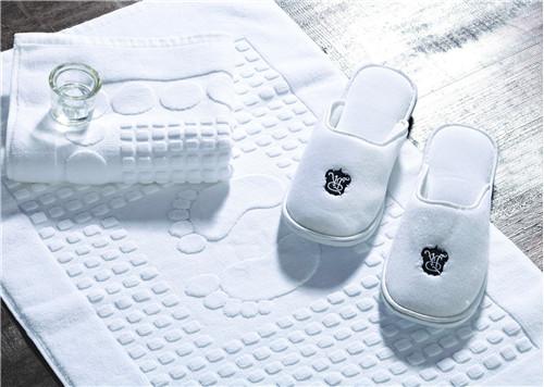 南通酒店毛巾价格 服务为先 南通德尔馨纺织品供应