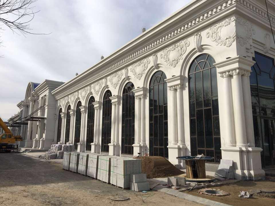 福建艺术水泥构件施工