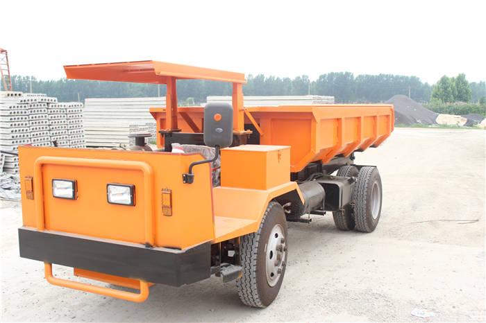 安徽5吨矿用四不像车厂家直销 值得信赖 济宁久征工程机械供应