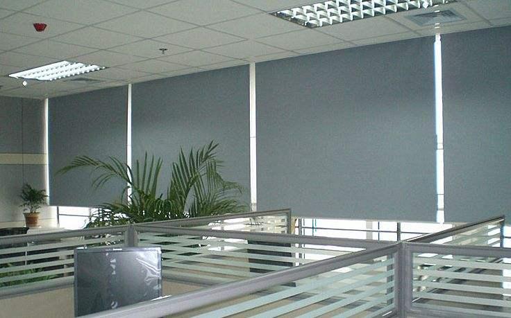 江苏正品工程布窗帘上门服务 服务为先 南京市浦口区博兴装饰材料供应