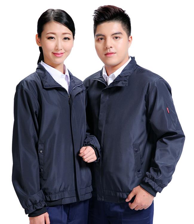 上海订做冬季工作服需要多少钱 苏州衡通定制职业装供应