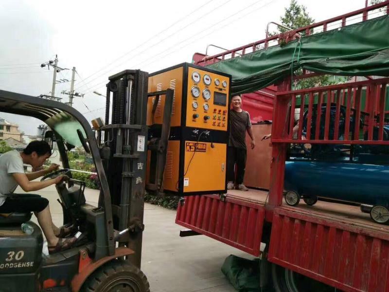 浙江專用二氧化碳爆破裝置 來電咨詢 溫嶺市凱盛機械設備供應