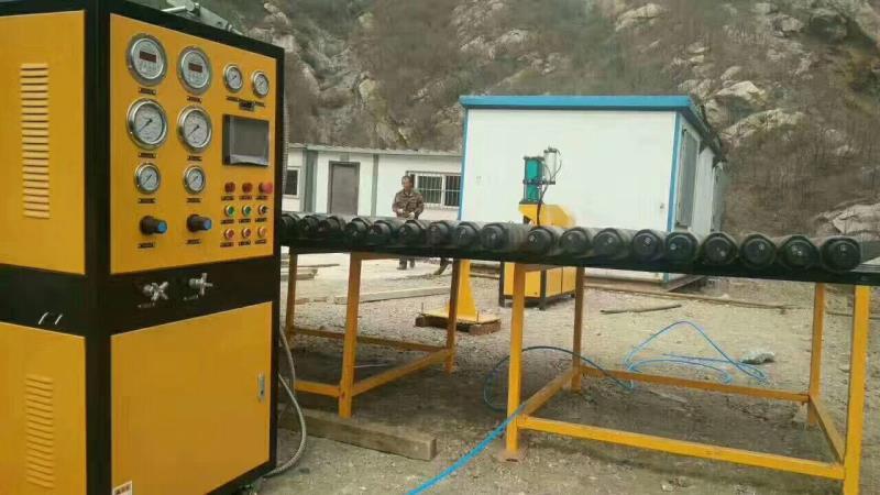 浙江自动二氧化碳致裂器效果 信息推荐 温岭市凯盛机械设备供应