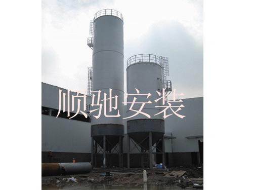 連雲港專業料倉安裝價格 鹽城市順馳安裝工程供應