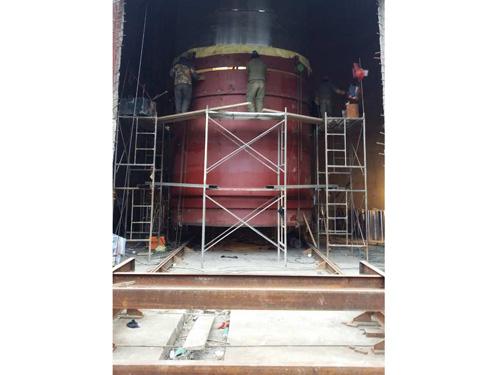上海專業鋼煙囪安裝多少錢 鹽城市順馳安裝工程供應