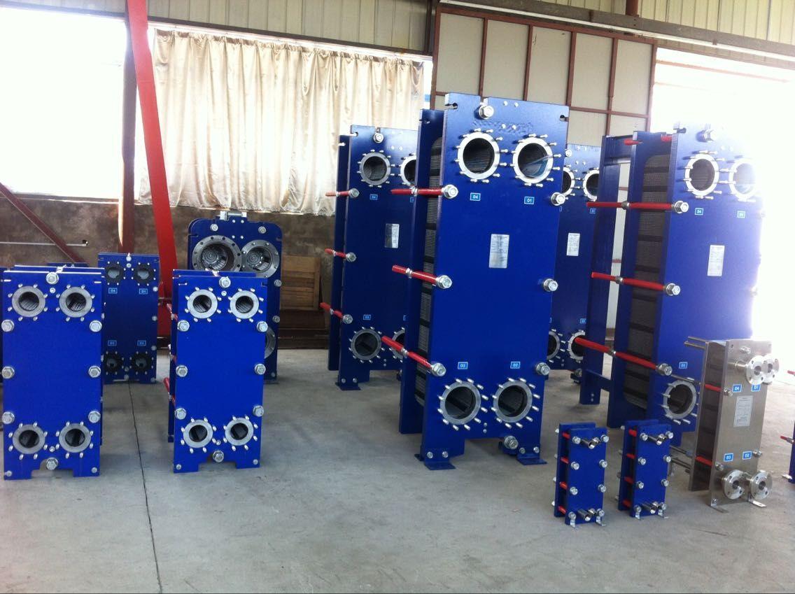 紹興專業乳化液冷卻闆式換熱器 泰州弗斯特換熱設備供應