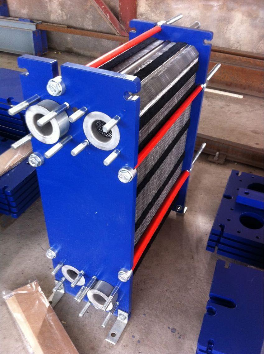 泰州專用乳化液冷卻闆式換熱器 泰州弗斯特換熱設備供應