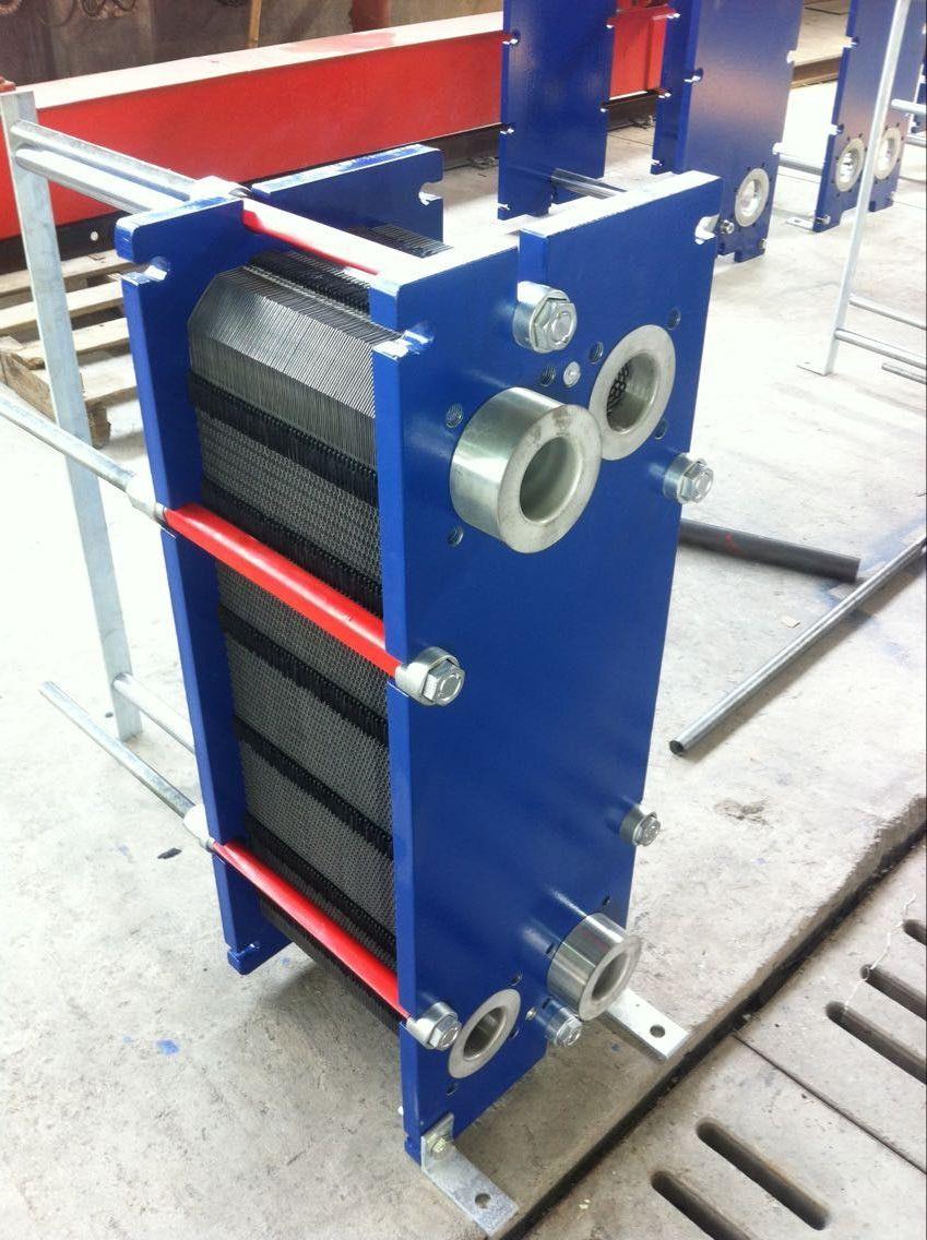 湖州優質乳化液冷卻闆式換熱器 泰州弗斯特換熱設備供應