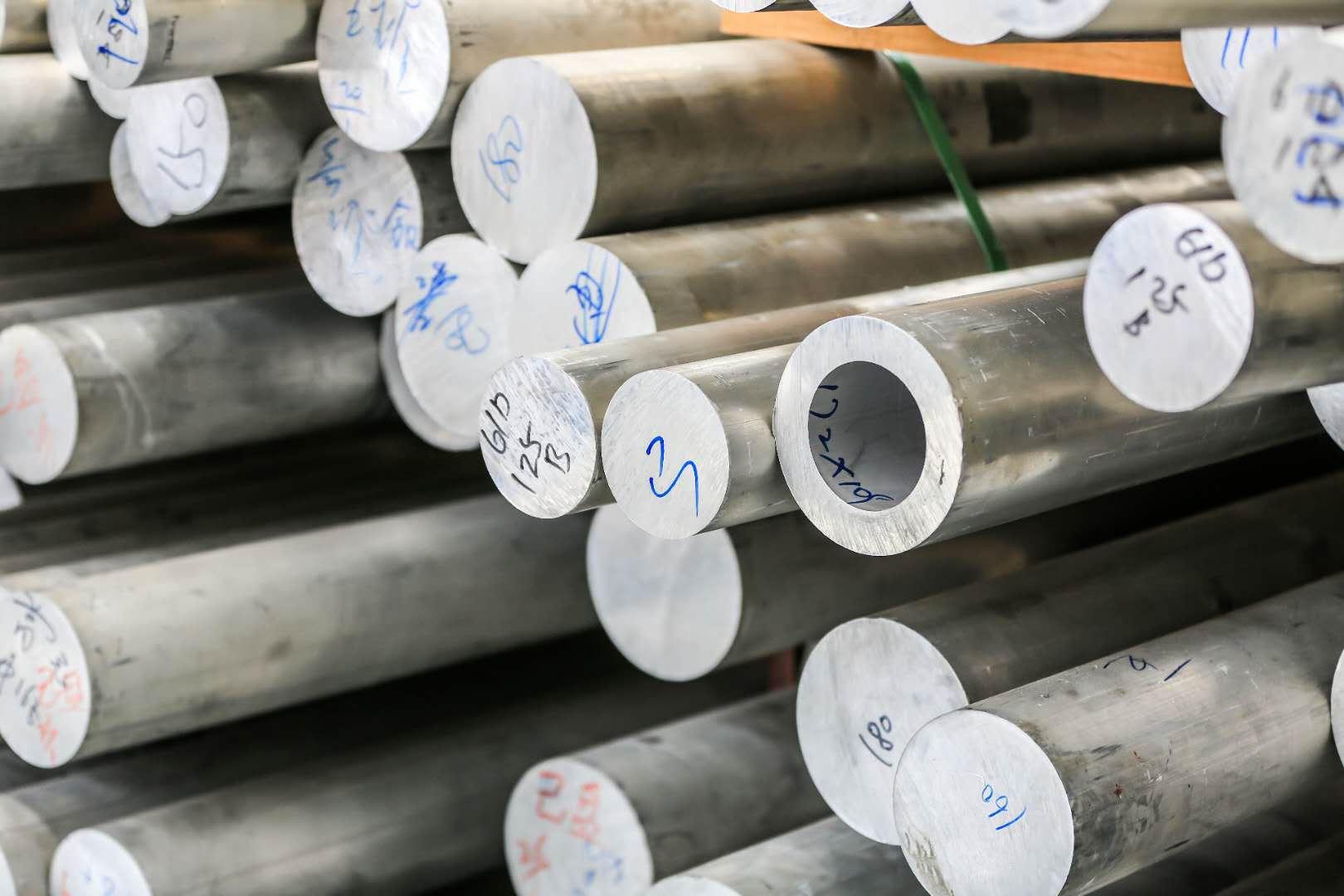 上海5052H32铝棒可量尺定做 欢迎咨询 上海韵贤金属制品供应