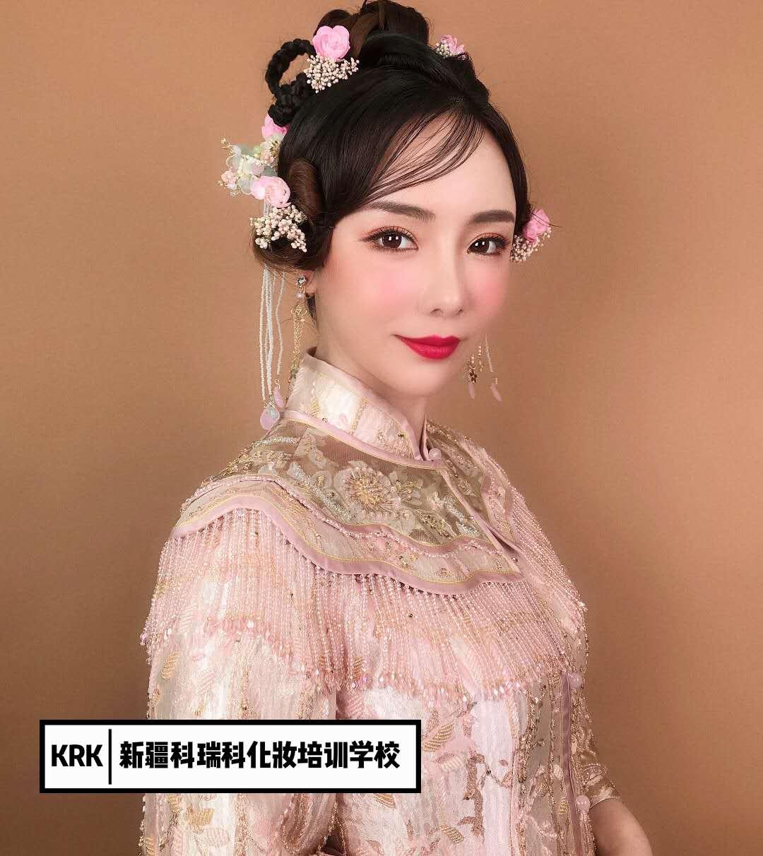 安徽口碑好化妆学费多少 值得信赖 新疆科瑞科文化传媒供应