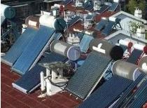 黃浦區太陽能熱水器 南京羅威環境工程供應