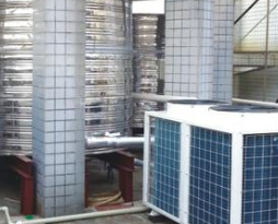 高邮空气能 南京罗威环境工程供应