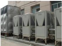 菏澤空氣能熱水器
