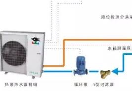 青浦区空气源热水器 南京罗威环境工程供应