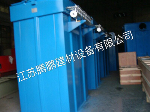 高温低压长袋脉冲除尘器哪家好 江苏腾鹏建材设备供应
