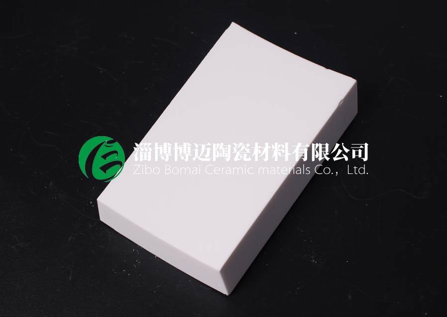 云南水泥廠料斗用耐磨陶瓷襯片生產廠家 客戶至上 淄博博邁陶瓷材料供應