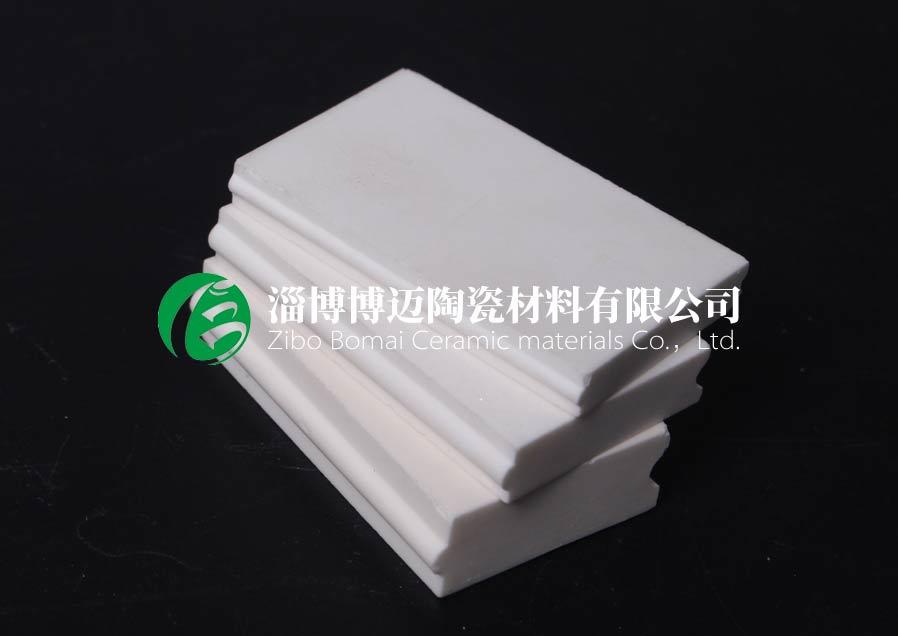 上海水泥厂立磨筒体耐磨陶瓷衬片批发 值得信赖 淄博博迈陶瓷材料供应