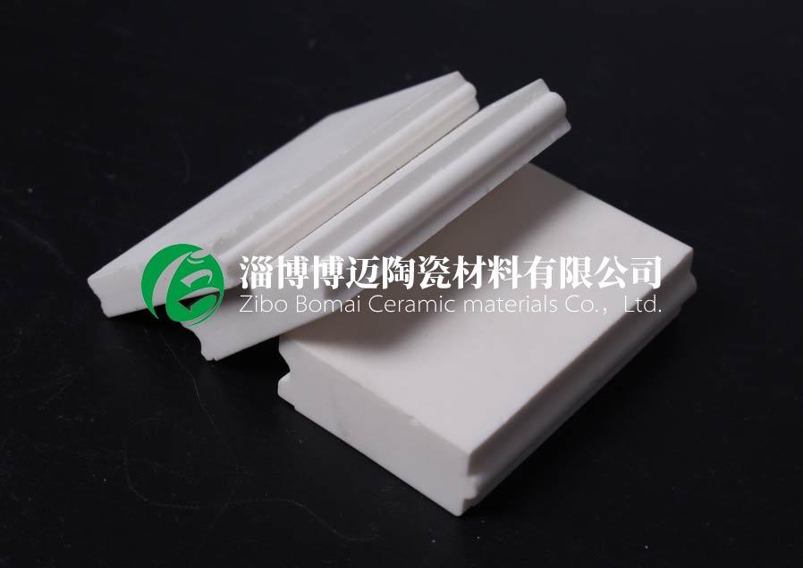 上海中速磨磨煤机筒体耐磨陶瓷衬片定制 优质推荐 淄博博迈陶瓷材料供应