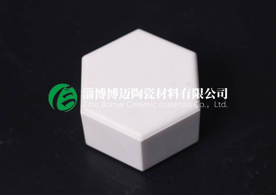 上海水泥厂料斗用耐磨陶瓷衬片生产厂家 优质推荐 淄博博迈陶瓷材料供应