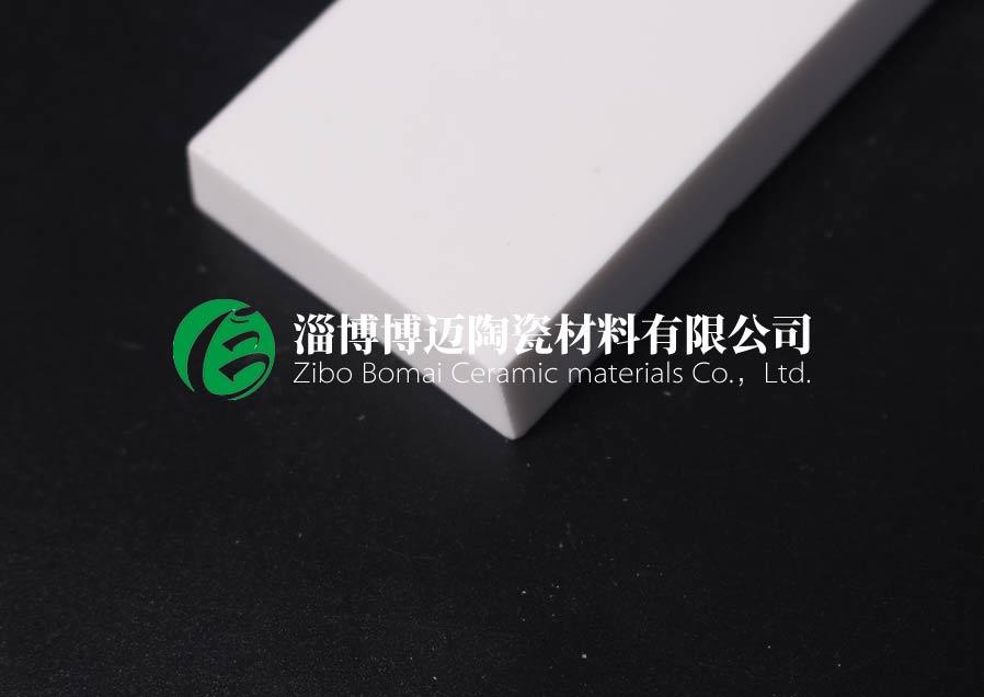 上海干灰风机机壳耐磨陶瓷衬板安装方案 承诺守信 淄博博迈陶瓷材料供应