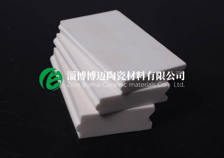 上海水泥厂立磨筒体耐磨陶瓷衬板价格 客户至上 淄博博迈陶瓷材料供应