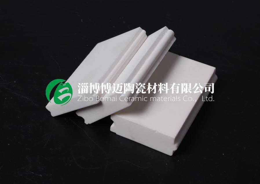 上海落煤管耐磨陶瓷襯板生產廠家 服務為先 淄博博邁陶瓷材料供應