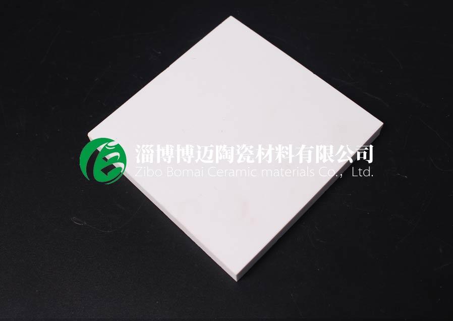 上海干灰风机机壳耐磨陶瓷衬板规格 承诺守信 淄博博迈陶瓷材料供应