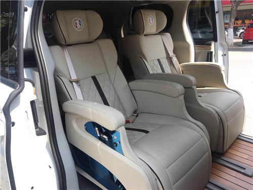 姑蘇區別克GL8套件改裝改裝中心 蘇州正邦房車內飾供應