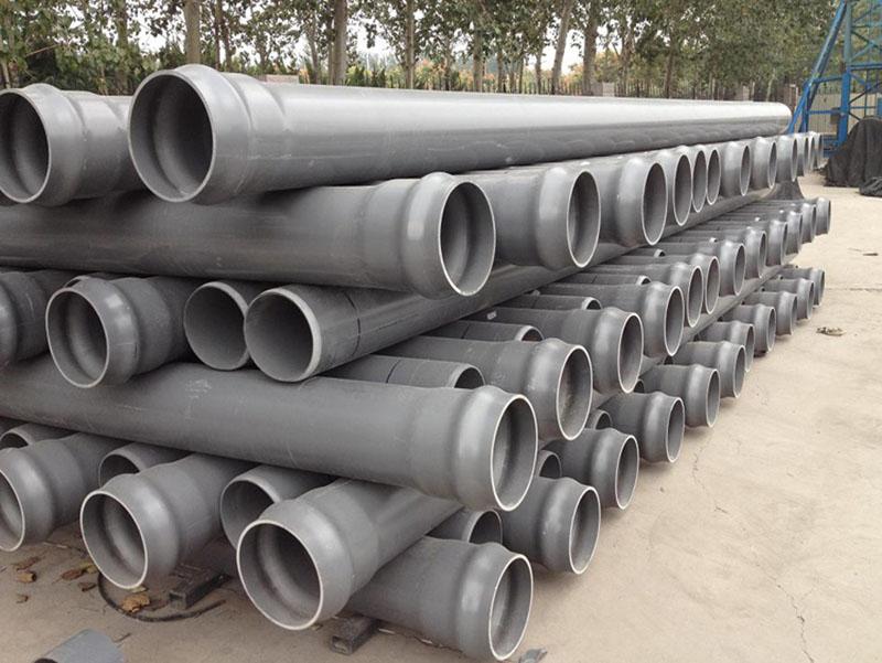 烟台PVC-M给水管材公司 信誉保证 淄博齐泰武峰塑业供应