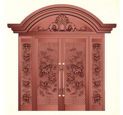 揚州銅門生產廠家 優質推薦 淮安市信和銅門供應
