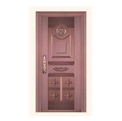 无锡别墅铜门定制 欢迎来电 淮安市信和铜门供应