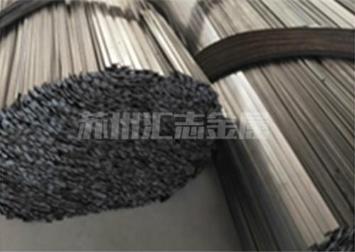北京光亮扁钢价格 苏州汇志金属制品供应