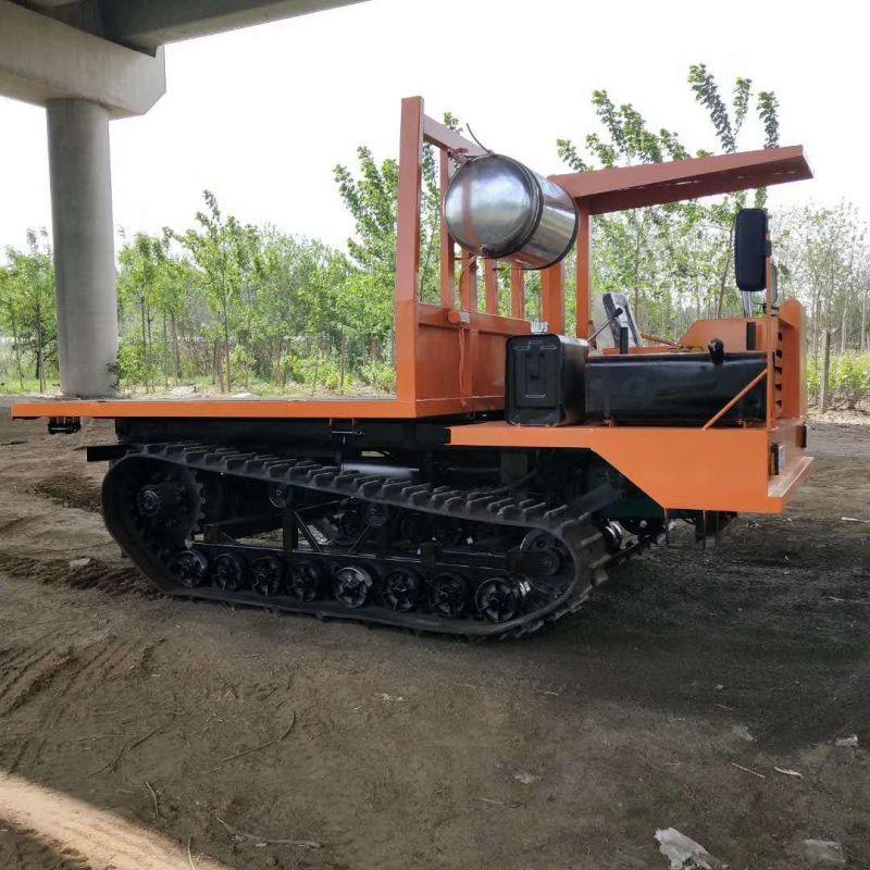 貴州果園搬運車履帶運輸車價格 歡迎來電 濟寧力征工程機械供應
