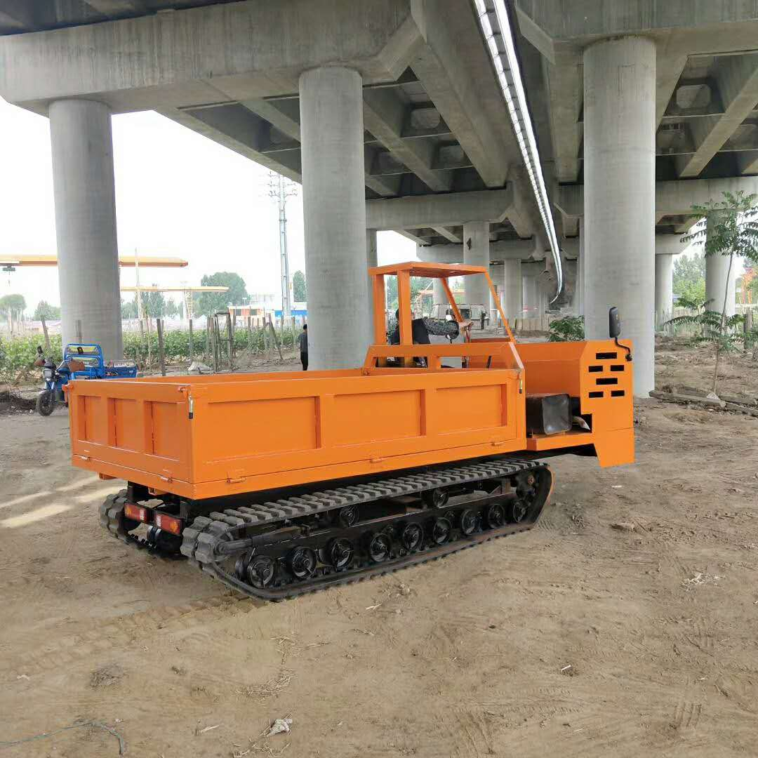 陕西复杂路段专用履带运输车报价 欢迎来电 济宁力征工程机械供应