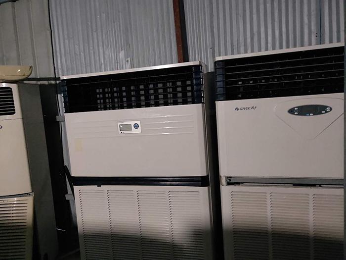河南二手空调销售 南阳市涵越电器供应