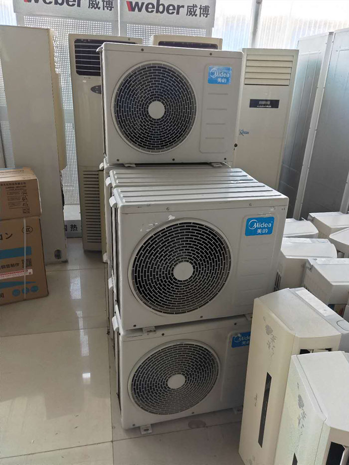 河南二手空调交易 南阳市涵越电器供应